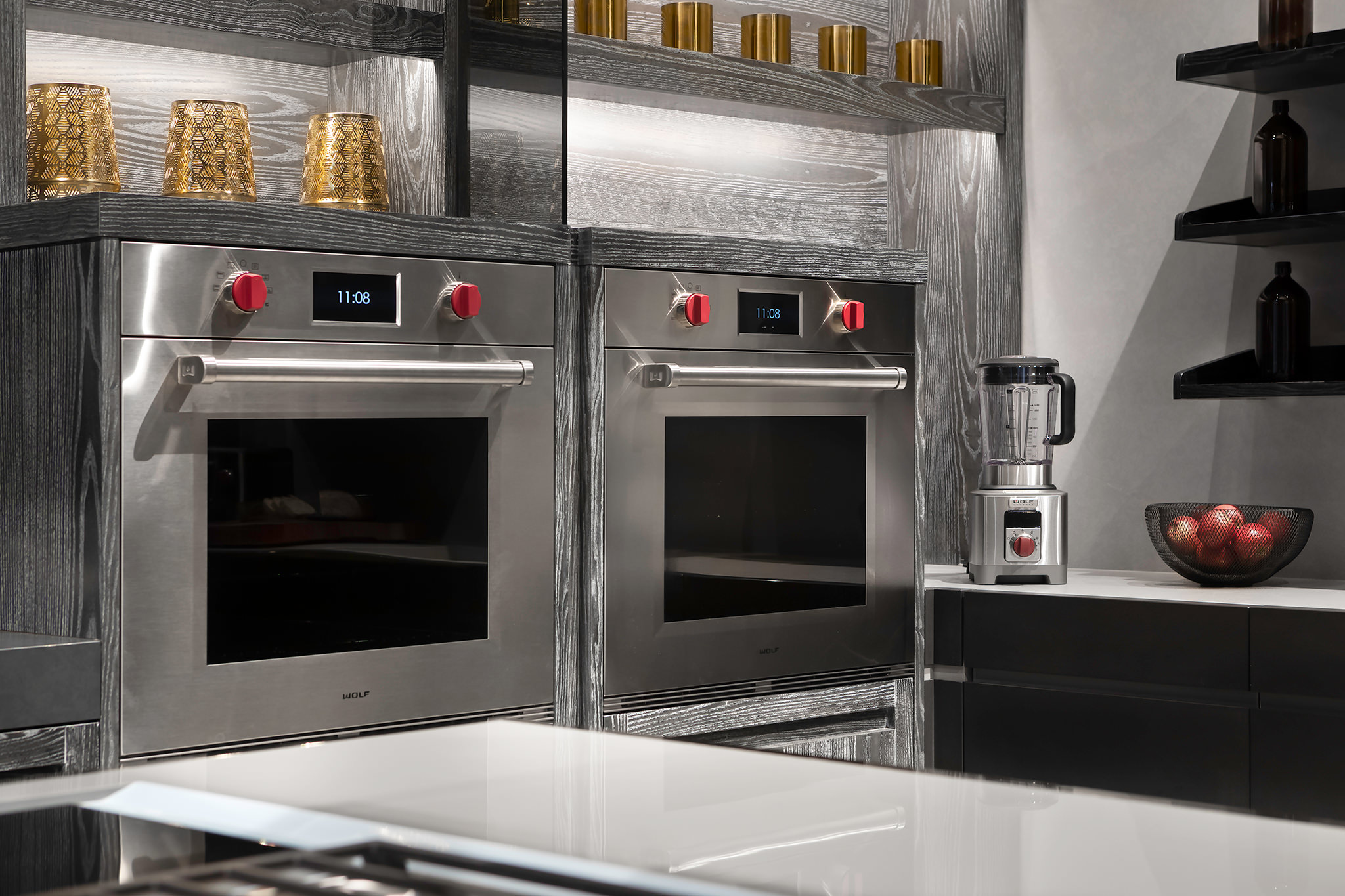 Antry Showroom Wolf Ovens